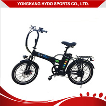 Competitive Hot Product High End Electric Bicycle Folding