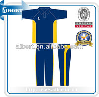 SUBCK-614 bulk cricket jerseys and pants from china