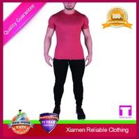 OEM quick dry anti shrink 95 cotton 5 spandex t shirts wholesale