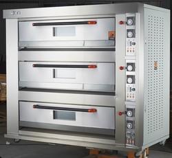 Stainless Steel 430 three layers 9 trays roti making machine price
