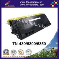 (CS-TN460H) BK print top premium toner cartridge for Brother TN 430 6300 FAX 4750 4750E 5750 5750E 4100 (6.5k pages)