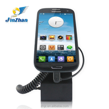 Hot sell ABS plastic phone anti-theft alarm device retail with sound and light indicator