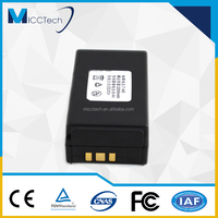 7.4V 2500mAh Lithium Ion Rechargeable Battery Pack For Industrial Control Computer, industrial battery