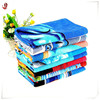 Wholesale Good quality terry velour reactive printed beach towel