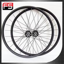 2015 FUSHENG High performance 29er carbon mountain bike wheelset, ultralight carbon mountain bike wheels