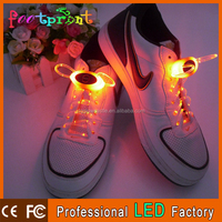 attractive Shoe lace flashing shoes adult