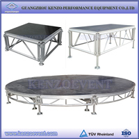 cheap portable stage mobile stage for sale