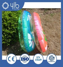 Fashion boutique PVC material swimming ring for lake floats