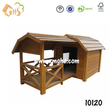 China wholesale dog kennel buildings wooden