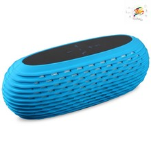 High-End Outdoor Bluetooth Speaker with NFC TF Card FM Radio function Portable Mini Bluetooth Speaker for gift