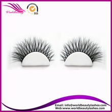 Hot sale private laberl service real siberian mink fur 3D lashes 3D003