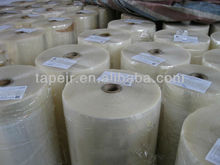 2015 Our Bangladesh Customer BOPP self packing adhesive tape jumbo roll tape