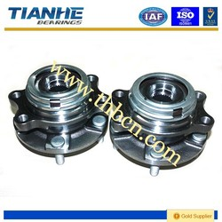 Large stock big discount rear wheel hub bearing unit high precision