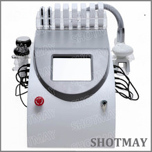 shotmay STM-8035E salon\/home use cavitation rf lipo laser slimming machine made in China