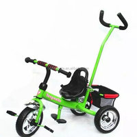 Kids tricycle with back seat Tricycle for mom and baby Cheap ride on toys