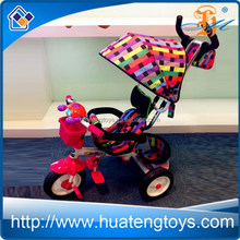 H159057 Metal frame detachable sun-shade tricycle for sales