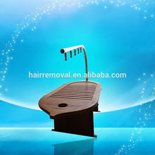 New style Vich Shower spa machine& Water massage bed promote blood circulation