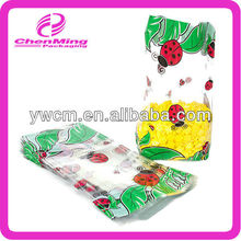 Yiwu ldpe plastic personalized cotton candy bags