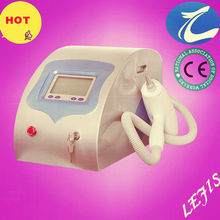Q-switched Nd Yag Laser Tattoo Removal Equipment for home and beauty salon LFS-808