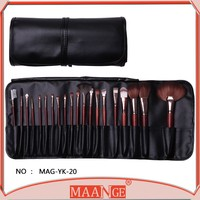 20pcs nail art brush set pro design drawing makeup brushes sets