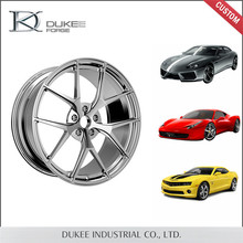 China high end Specialized in Silver Alloy Work Wheels For Sale