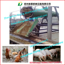 Poultry manure dewatering machine/Poultry dung dewatering machine