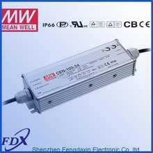 Meanwell street lighting LED driver waterproof CEN-100-54