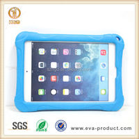 Kids Anti Shock Protective foam eva case cover for apple ipad mini 2 with kickstand