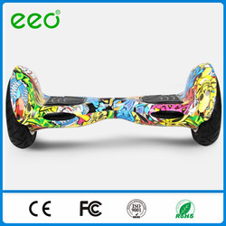 2015 Hot Sales MIni 10inch Electric Scooter 2 Wheel balance Board Scooter fast Shipping To USA
