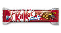 Nestle Kit Kat Chunky wafer 42g