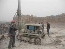 30m integrated crwler type rock drill,piling drill rig D100YA2 with CE&ISO certification