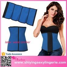 Blue 9 Steel Bones open sex photo cheap sexy latex lingerie corset