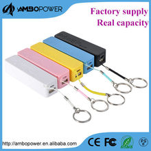 Portable Flexibility and keychain battery Charger