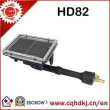 Cayalytic infrarossi a gas bruciatore del forno per il pane industriale forno(di hd82)