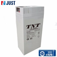 2v 200ah deep cycle sealed gel rechargeable storage battery for solar