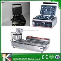 Donut Maker Machine/Stainless Steel Donut Baker/Electric Donut Machines