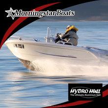 16ft aluminum fishing motor boat for sale