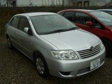 2006 Toyota used Corolla 1500cc 66,300km NZE121(No.1009068)
