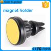 Adjustable car air vent mount magnet mobile phone security holder for iphone /samsung/htc
