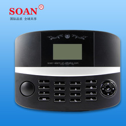 PSTN/GSM APP Operation Security Alarm System with SMS and Call Notification