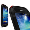 Fashion LOVE MEI Hippocampal Buckle Metal Bumper Hard Case for Samsung Galaxy Mega 5.8 i9150