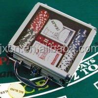 100pcs abs plastic poker chip