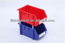 Warehouse Storage stackable Plastic hang bins