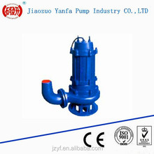 hot saleing WQ type submersible sewage pump Centrifugal pump
