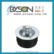 """PS10029 Plumbing Supplies Specialties Mechanical Rubber 2"""" Wing Nut Test Plug"""