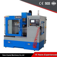 China Used Small Metal CNC Milling Machine M400
