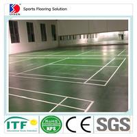 Muti-purpose Badminton Court Sports Flooring