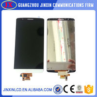 full oem new lcd display for LG G3 D850 D855 touch screen glass replacement