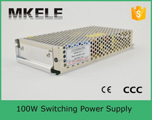 s-100-18 smps 100w 18v dc output power supply for electronic signs