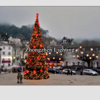 new style 2015 new artificial christmas decorations tree for sale